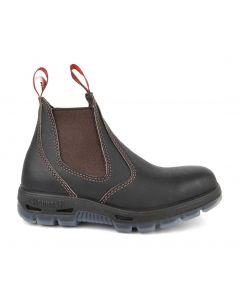 Redback boots - USBOK bobcat safety