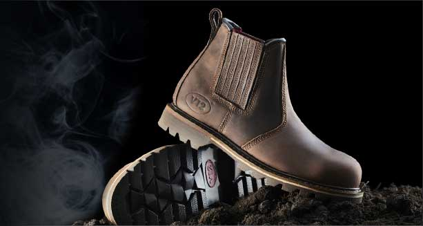 Men's Dealer Boots