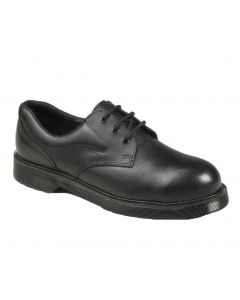 Tuffking Matt Finish Uniform Non Safety Shoes