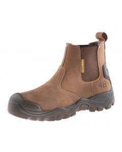 Buckler BSH006BR safety boots