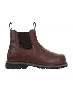 Zeus Safety Dealer Boots