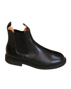 Mens plain dealer boots