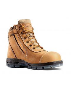 Redback boots - USC cobar lace / zip
