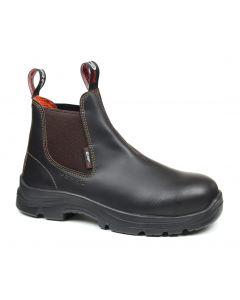 Brandon Pro Dealer Boots-Stout Brown-6