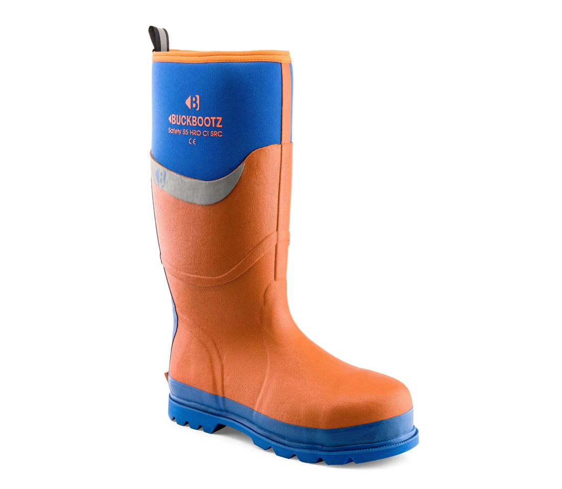Bucklers BBZ6000OR wellington boots