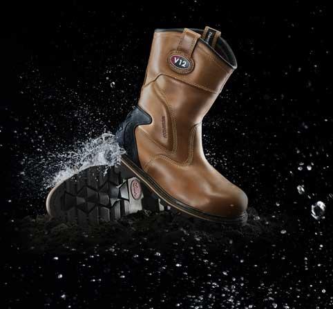 Men's Rigger Boots